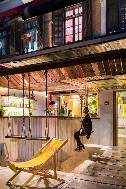 Q Amp A Architecture Design Research Designed The Barraco Bar