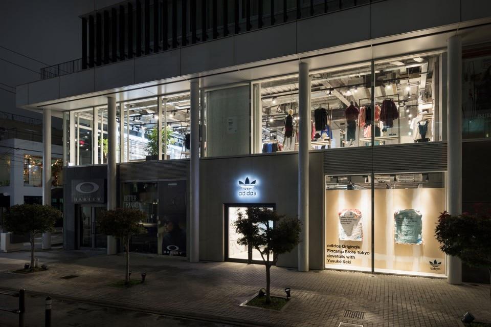 adidas negozio milano