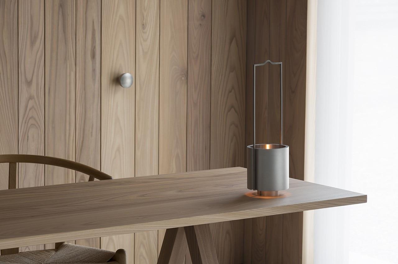 John Pawson Designs Minimalist Gaslight For W 228 Stberg Domus