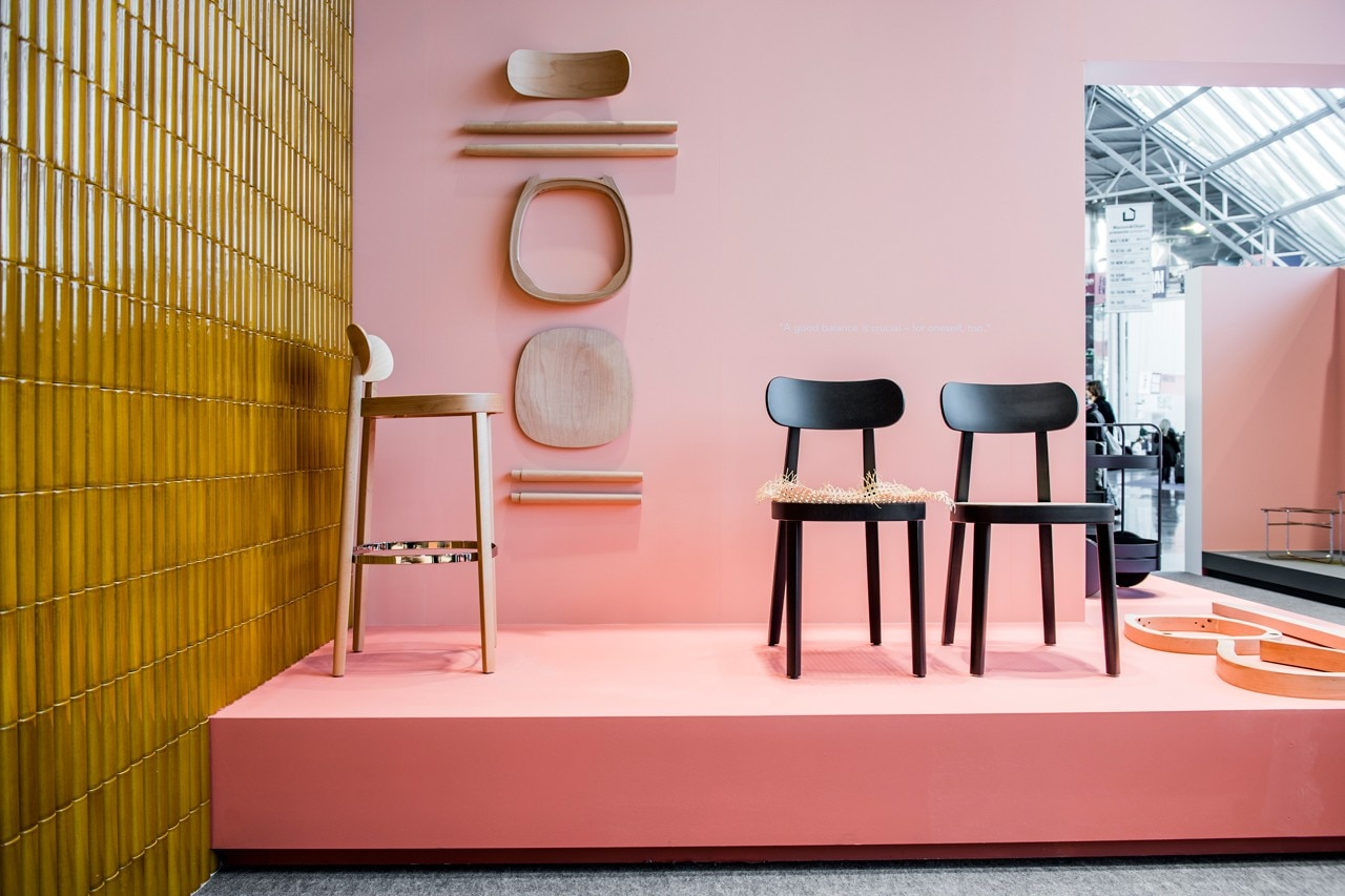 french my touch new format at maison objet 2019. Black Bedroom Furniture Sets. Home Design Ideas