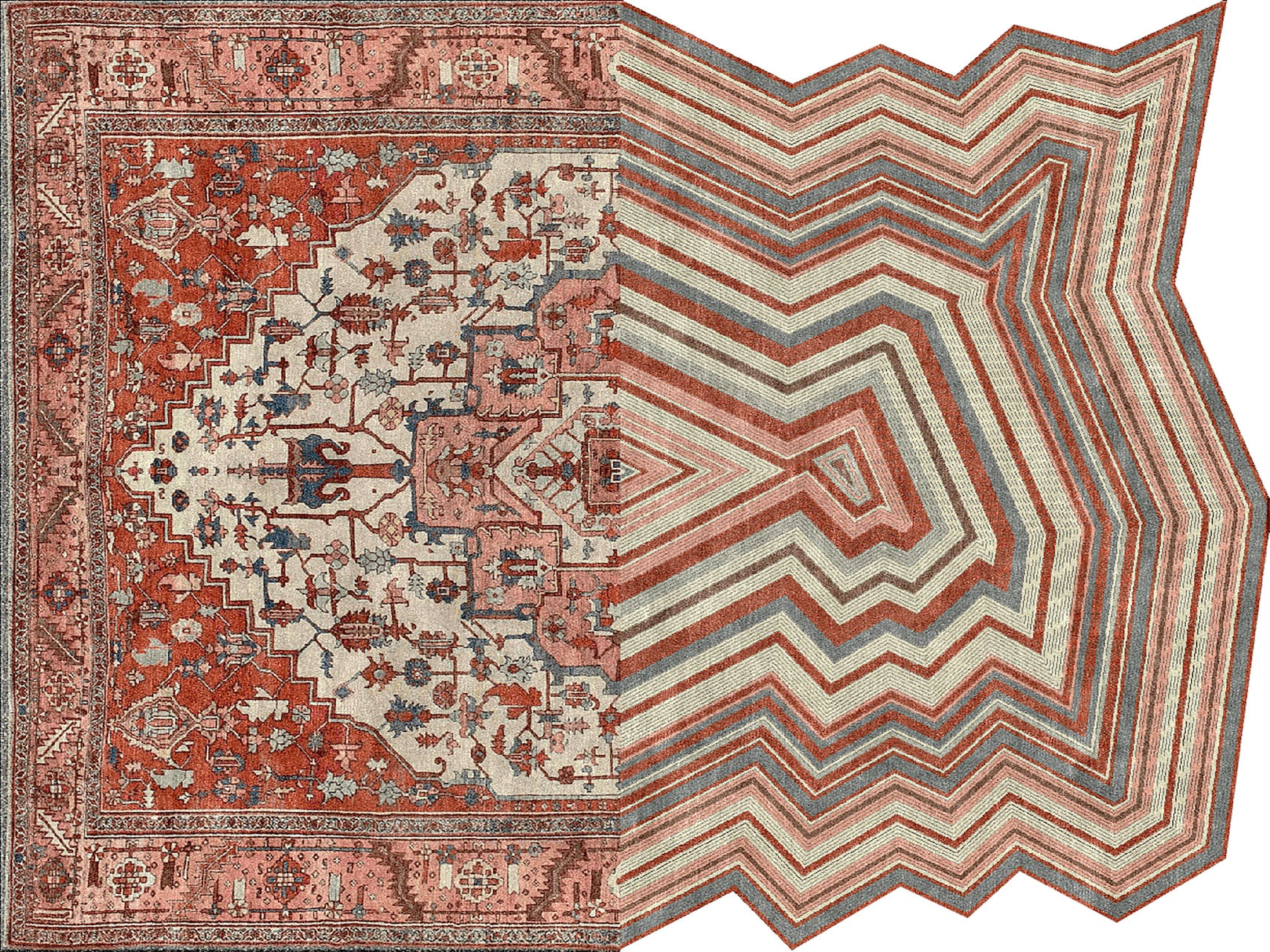 Gli assoluti: 20 tappeti di design - Domus