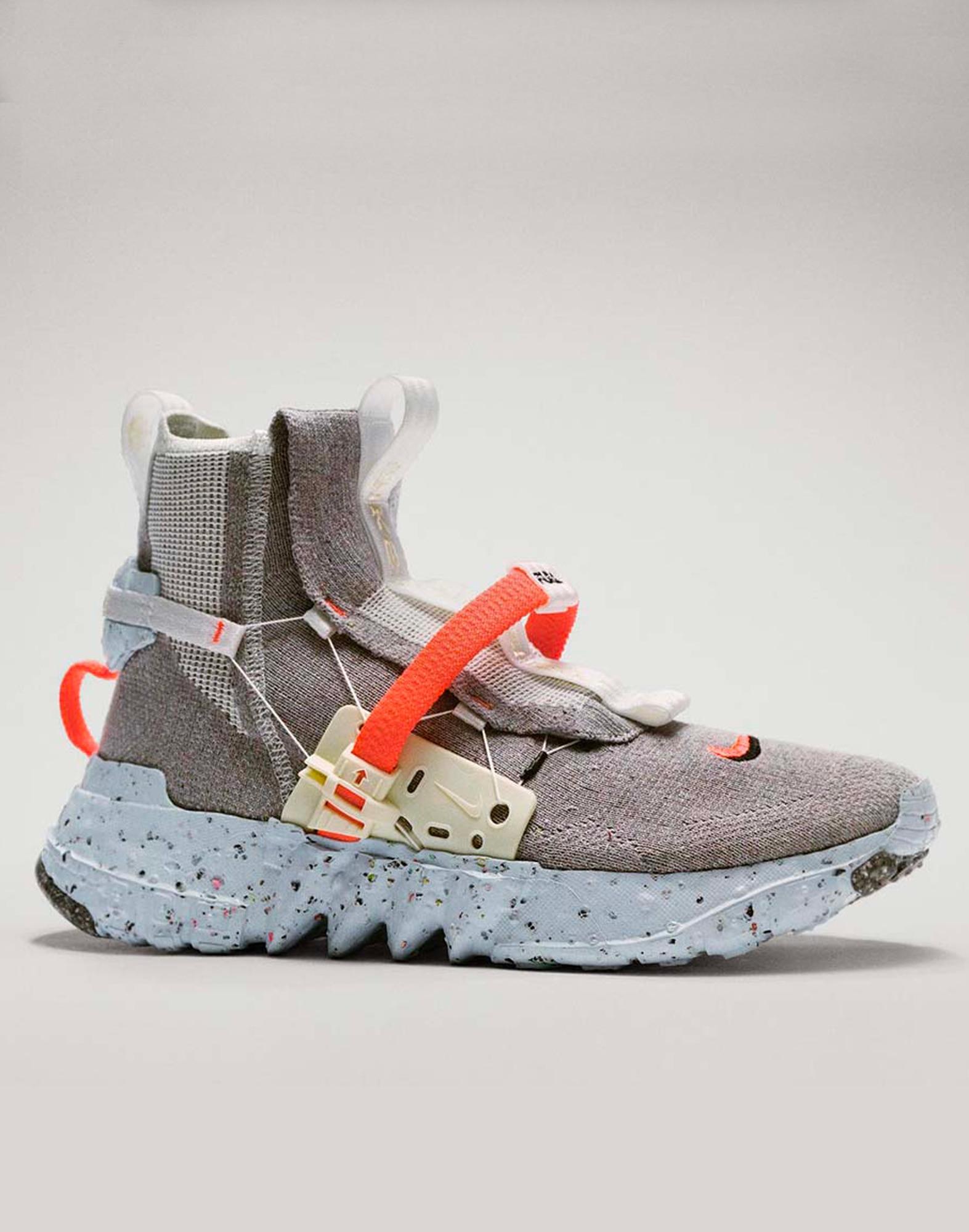Nike Space Hippie, a first step towards a circular sneaker