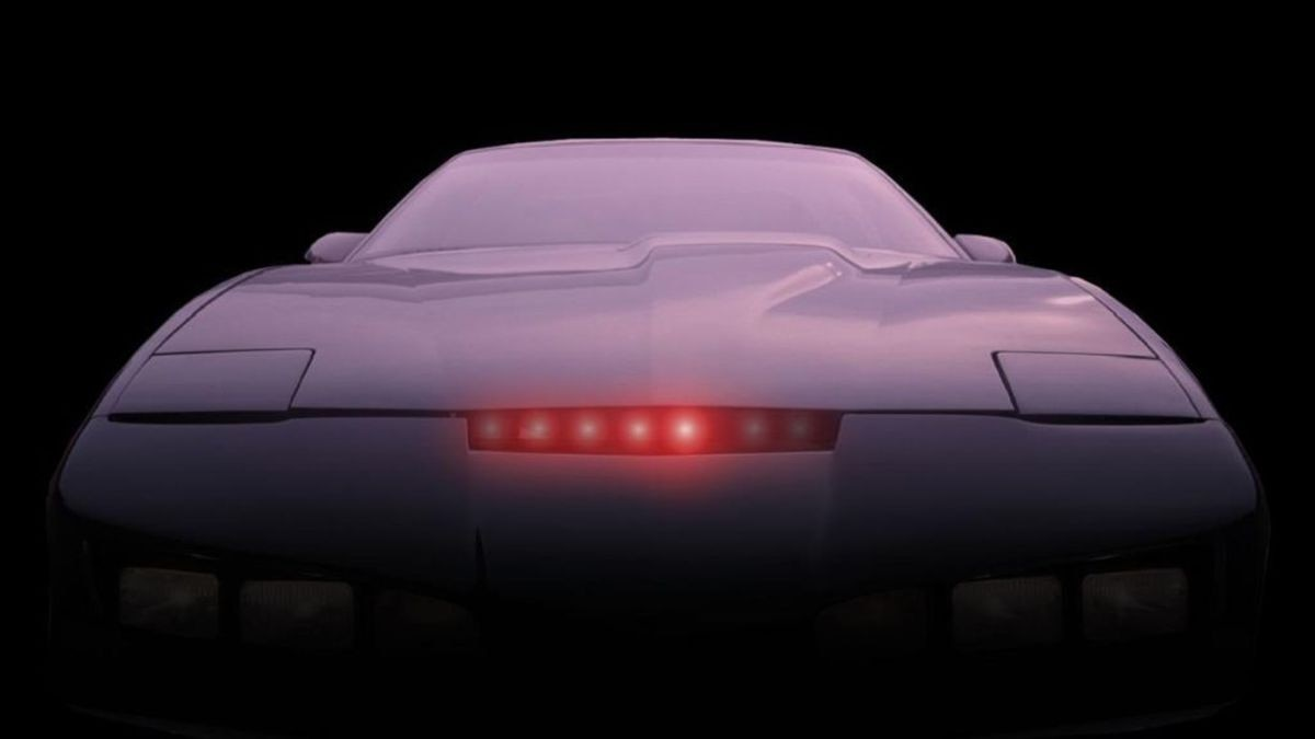Six ways Knight Rider predicted the future of cars