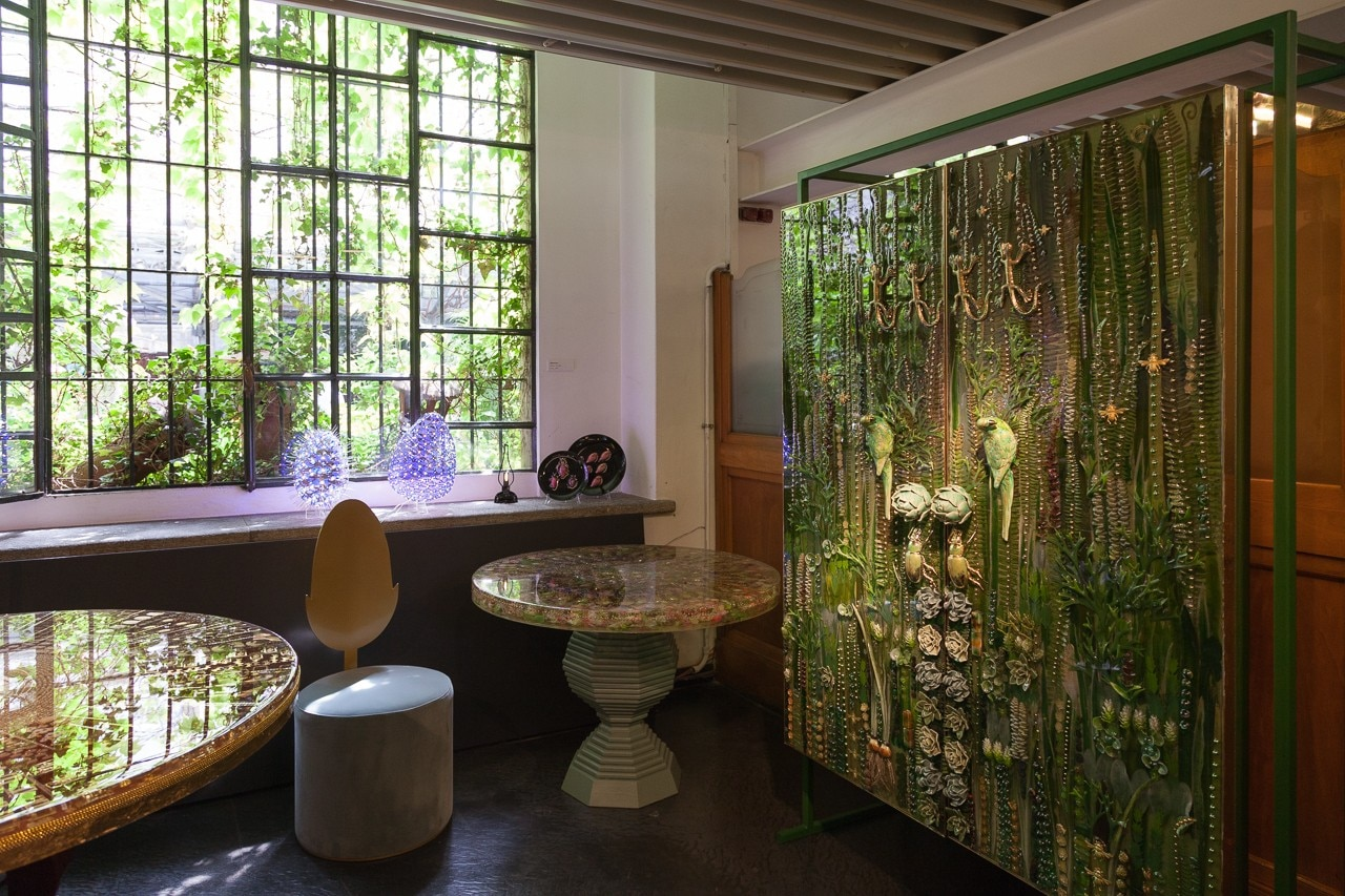 The Rich Offerings For Fuorisalone From Rossana Orlandi