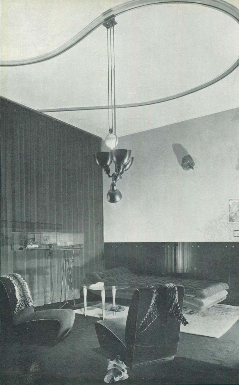 View of living room.