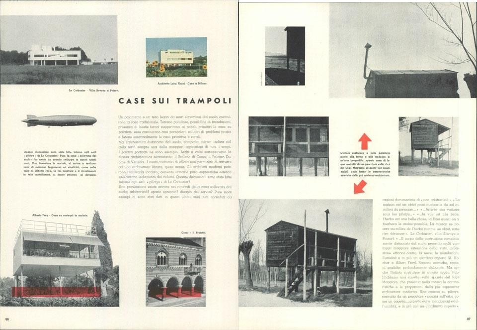 Domus 195 / March 1944