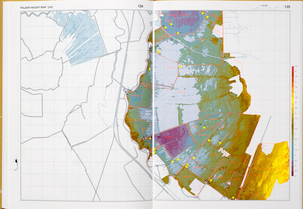 Joost Grootens, Atlas of the New Dutch Water Defence Line