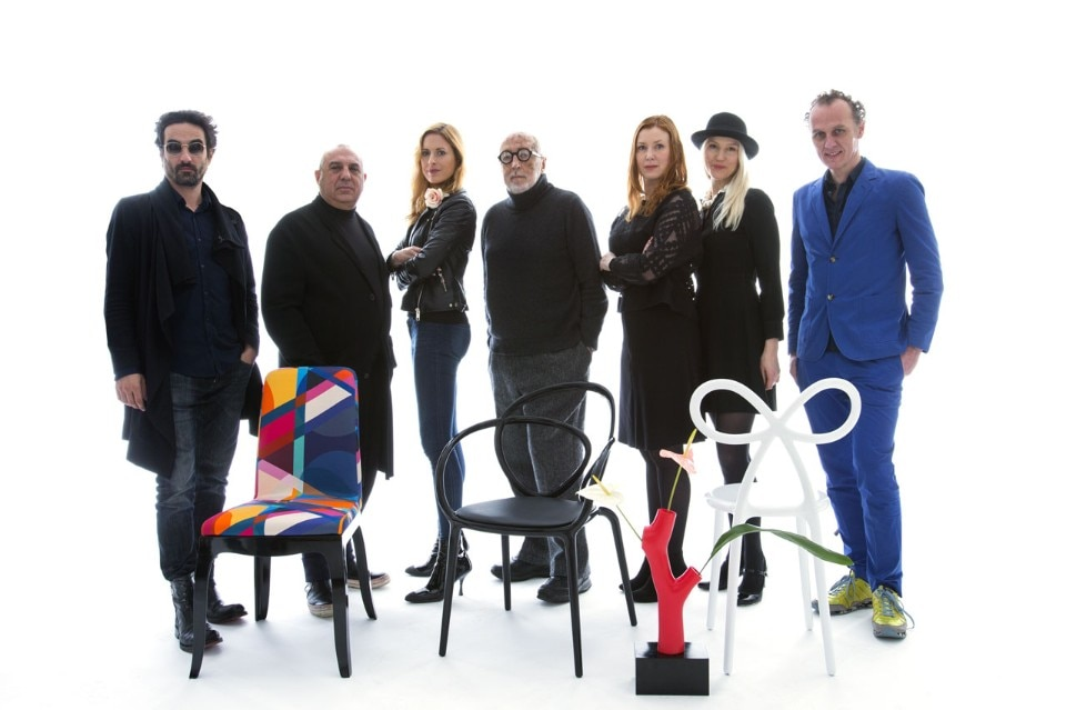 Queeboo Italian Design Team