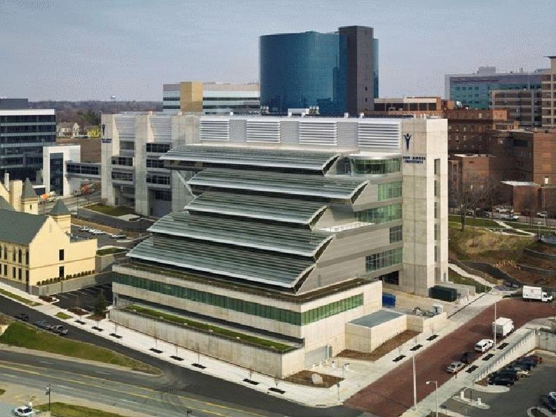 Rafael Vi Oly Architects Van Andel Institute In Michigan