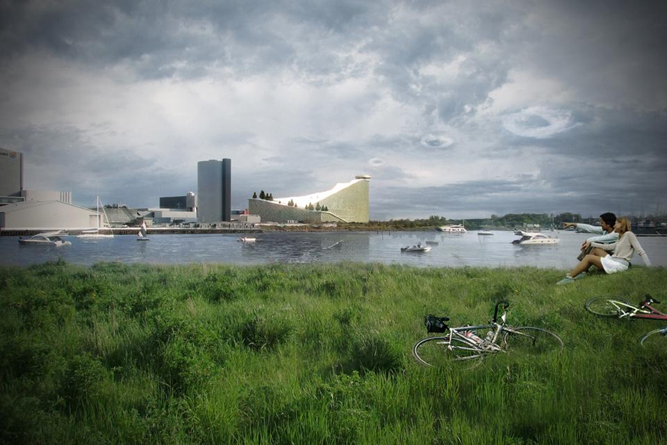 BIG designs a new waste-to-energy plant