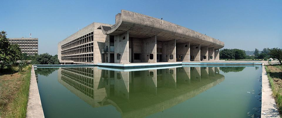 The struggle to save Chandigarh