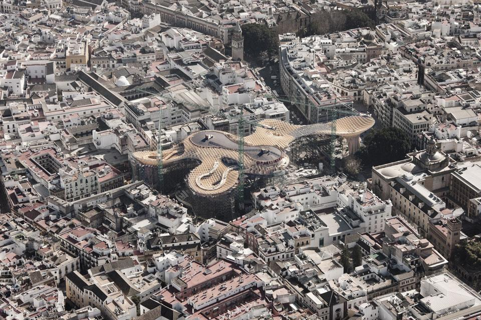 Metropol Parasol: the next step