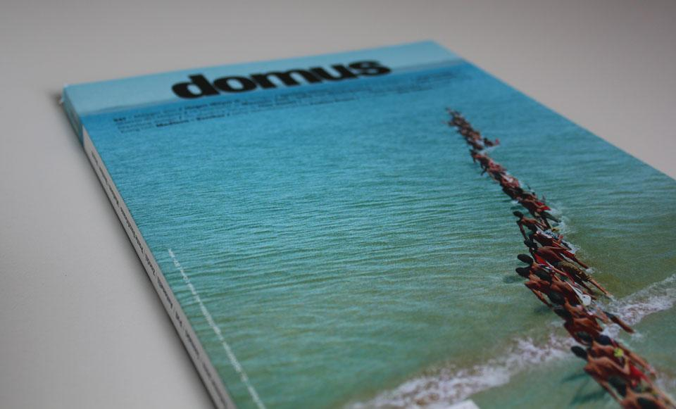 domus 947 in newsstands now