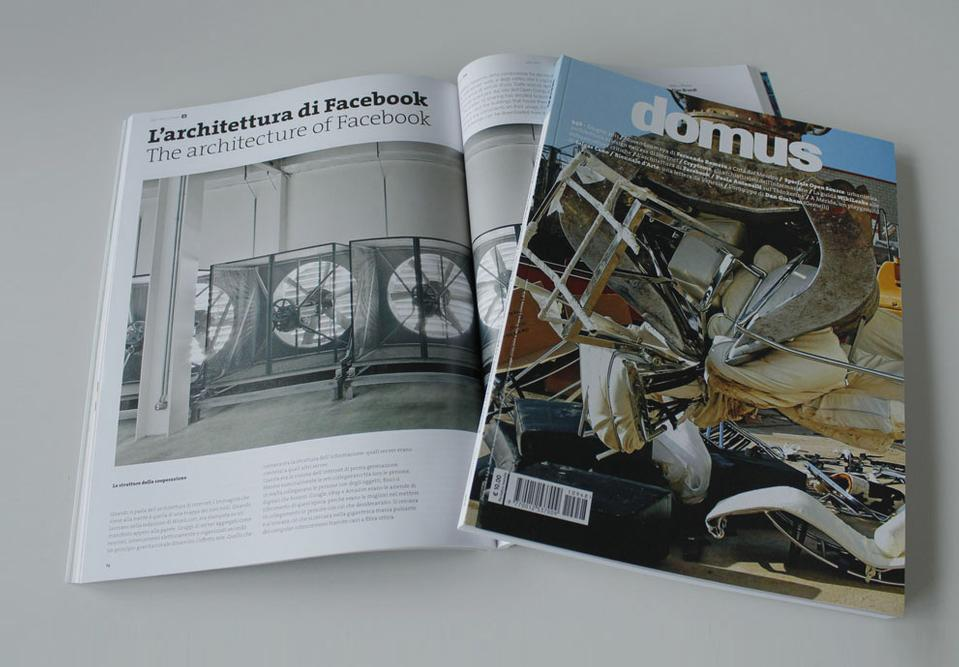 domus 948 in newsstands now