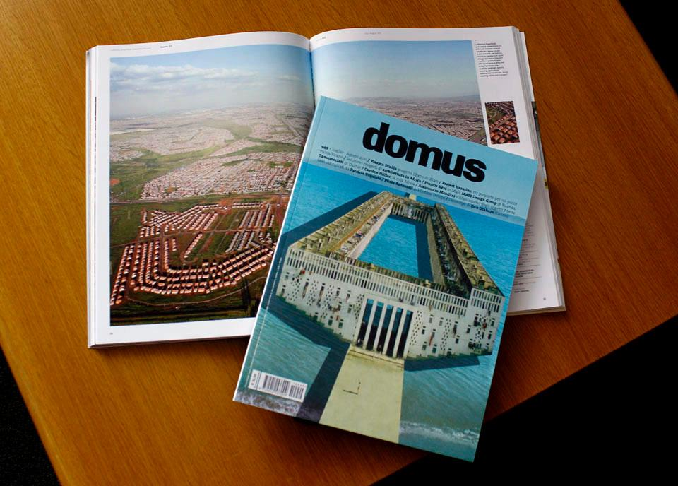 domus 949 in newsstands now