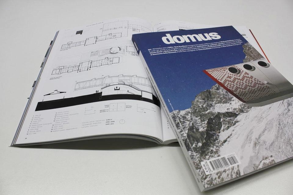 domus 952 in newsstands now