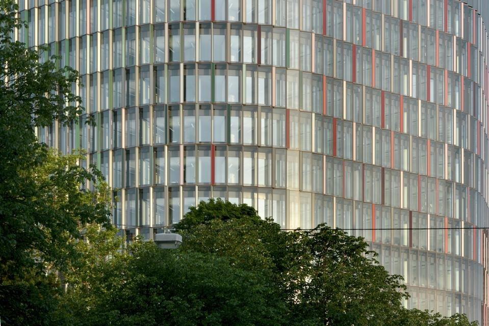 KfW Westarkade Building Awarded Best Tall Building