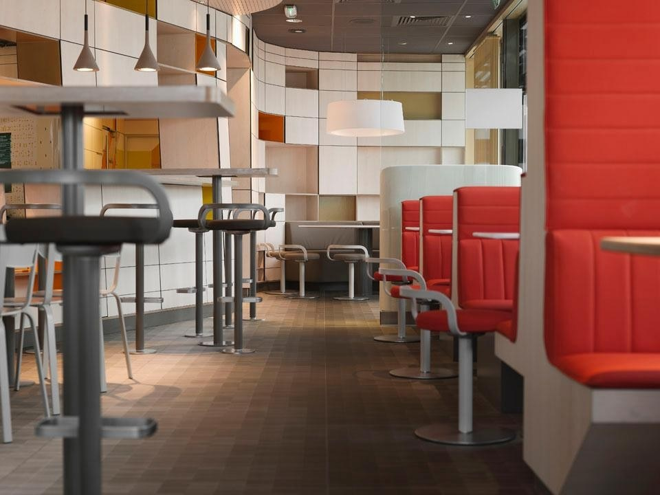 New Interior Design For Mcdonald S By Patrick Norguet Domus