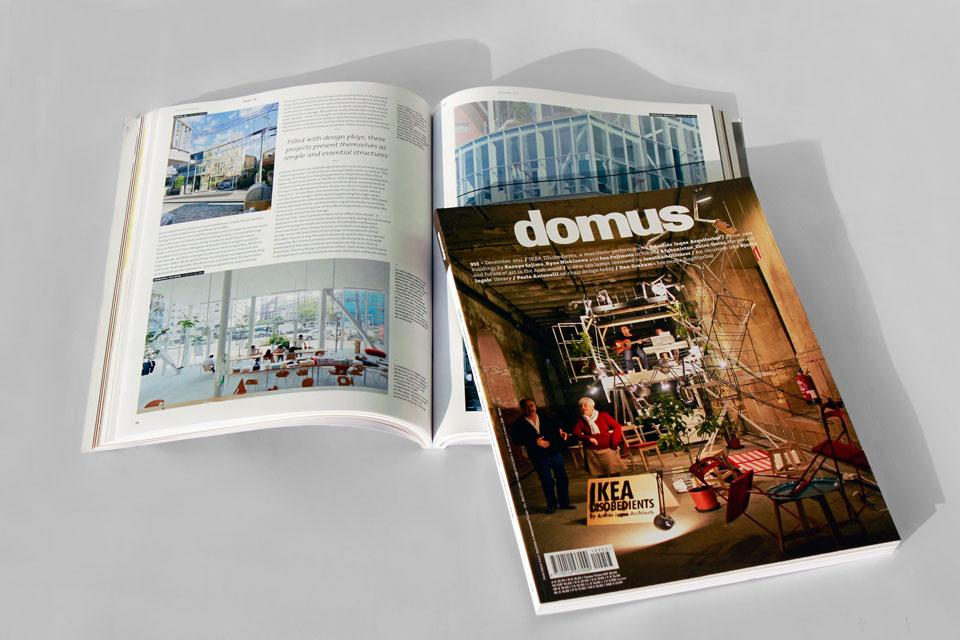 domus 953 on newsstands now