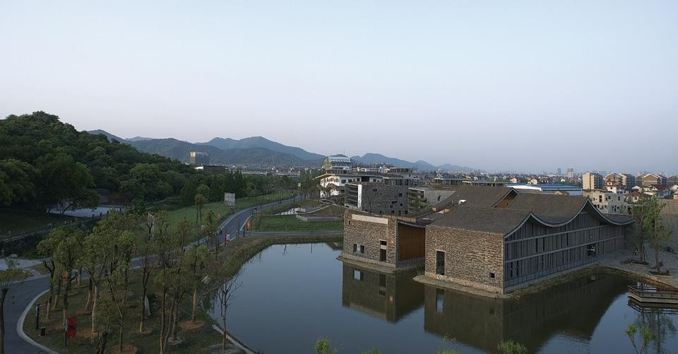 Xiangshan Campus, China Academy of Art, Phase II,