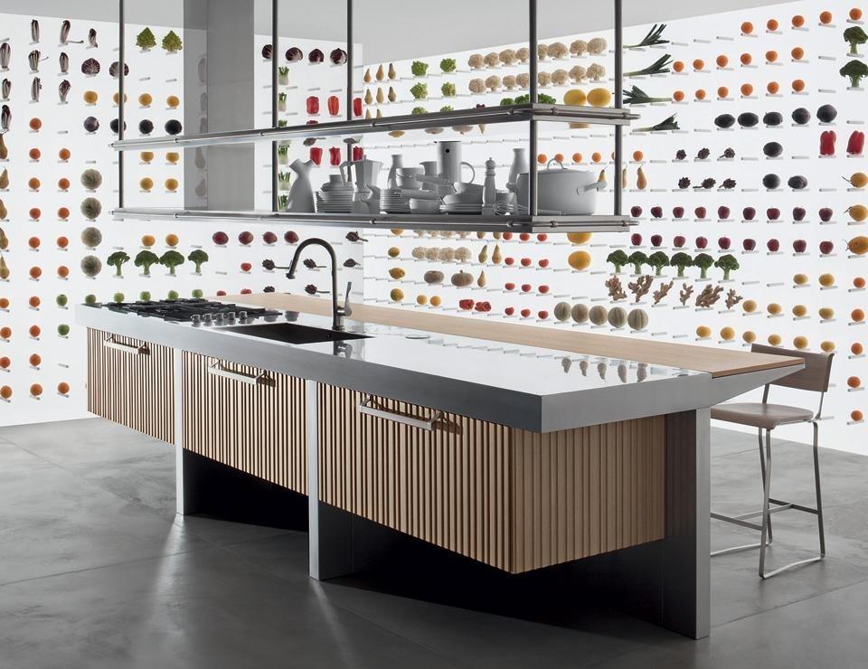 Arclinea: a new showroom - Domus