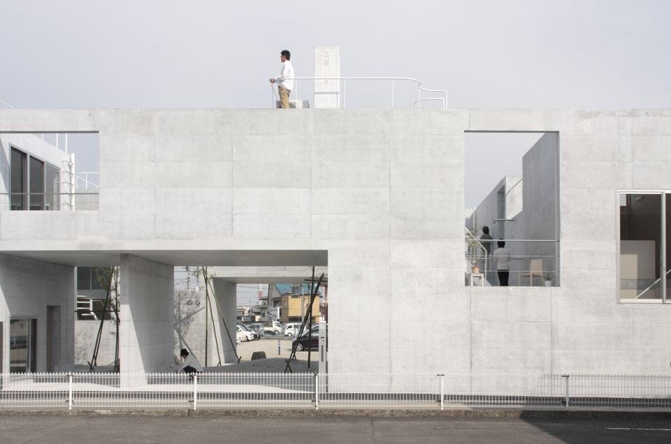 Ikimono Architects Static Quarry Domus