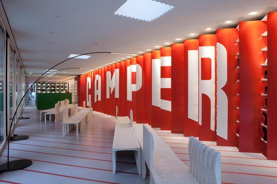 Shigeru Ban Camper Together Store Domus