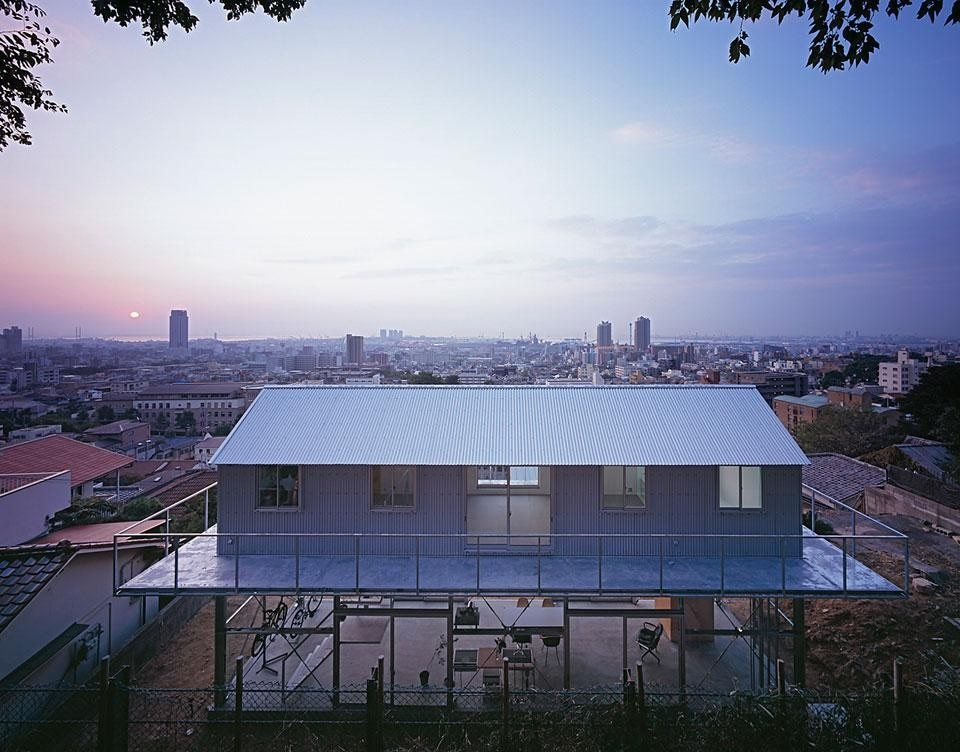 Tato architects, <em>House in Rokko</em>, Japan