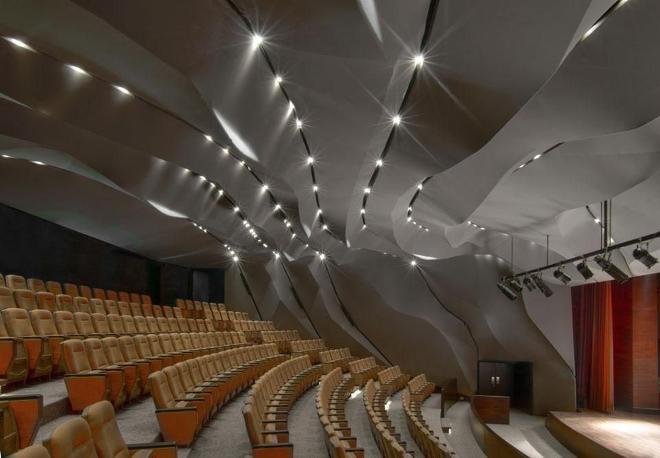 Magma Architecture Masrah Al Qasba Theatre Domus