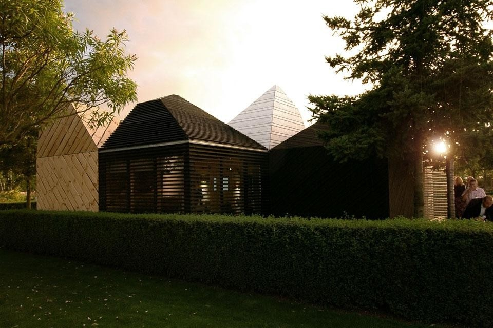 KUU Architects, Estonian Pavilion <em>Koda</em>, Floriade 2012, Venlo, the Netherlands