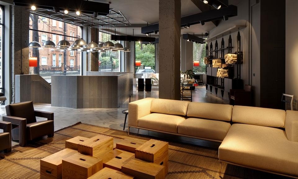 Cassina In London Domus