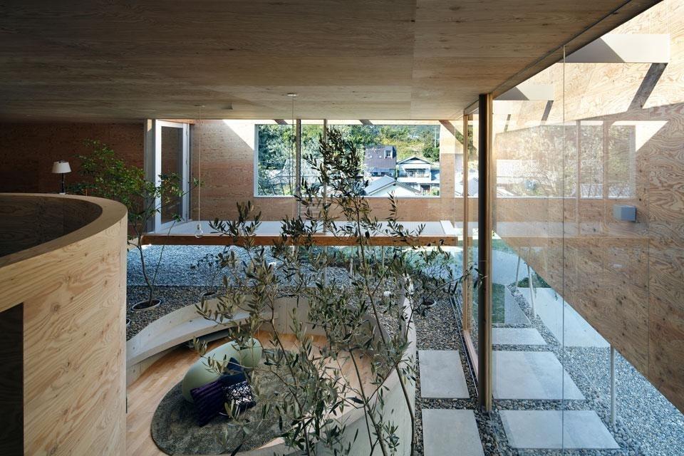 Uid Architects Pit House Domus