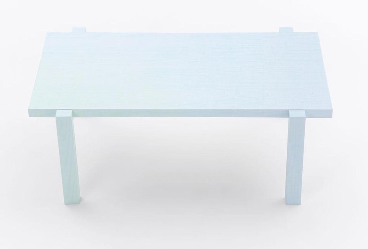 Nendo Coloured Pencil Table