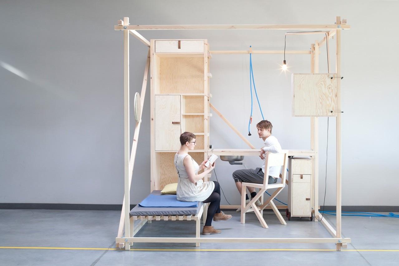 Nomadic Furniture 3 0 Domus