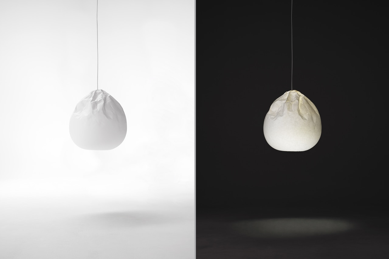 Nendo: Washi Lamp