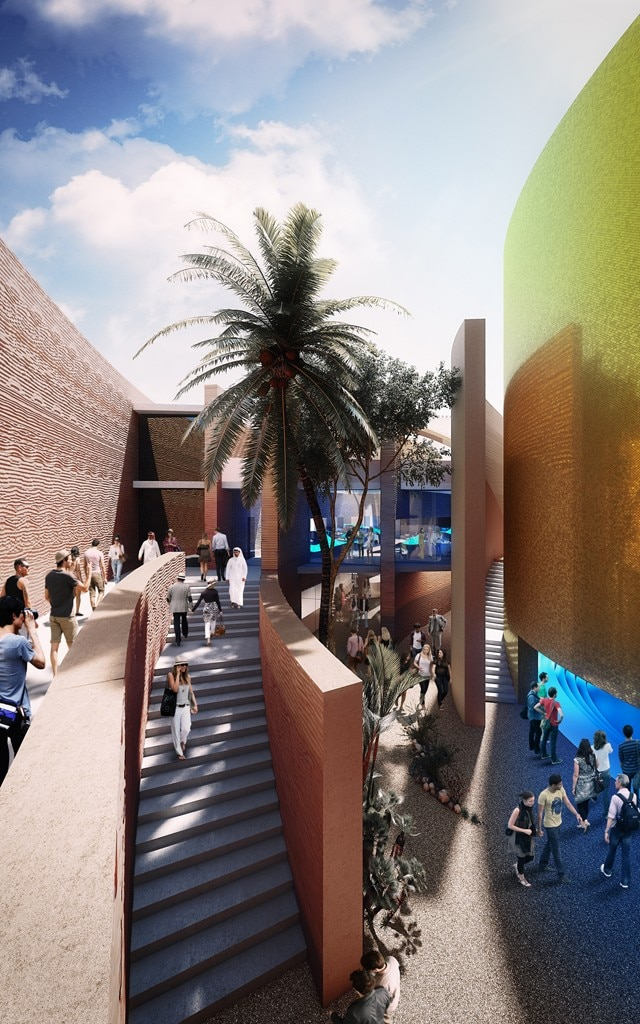 Expo Uae Pavilion Domus