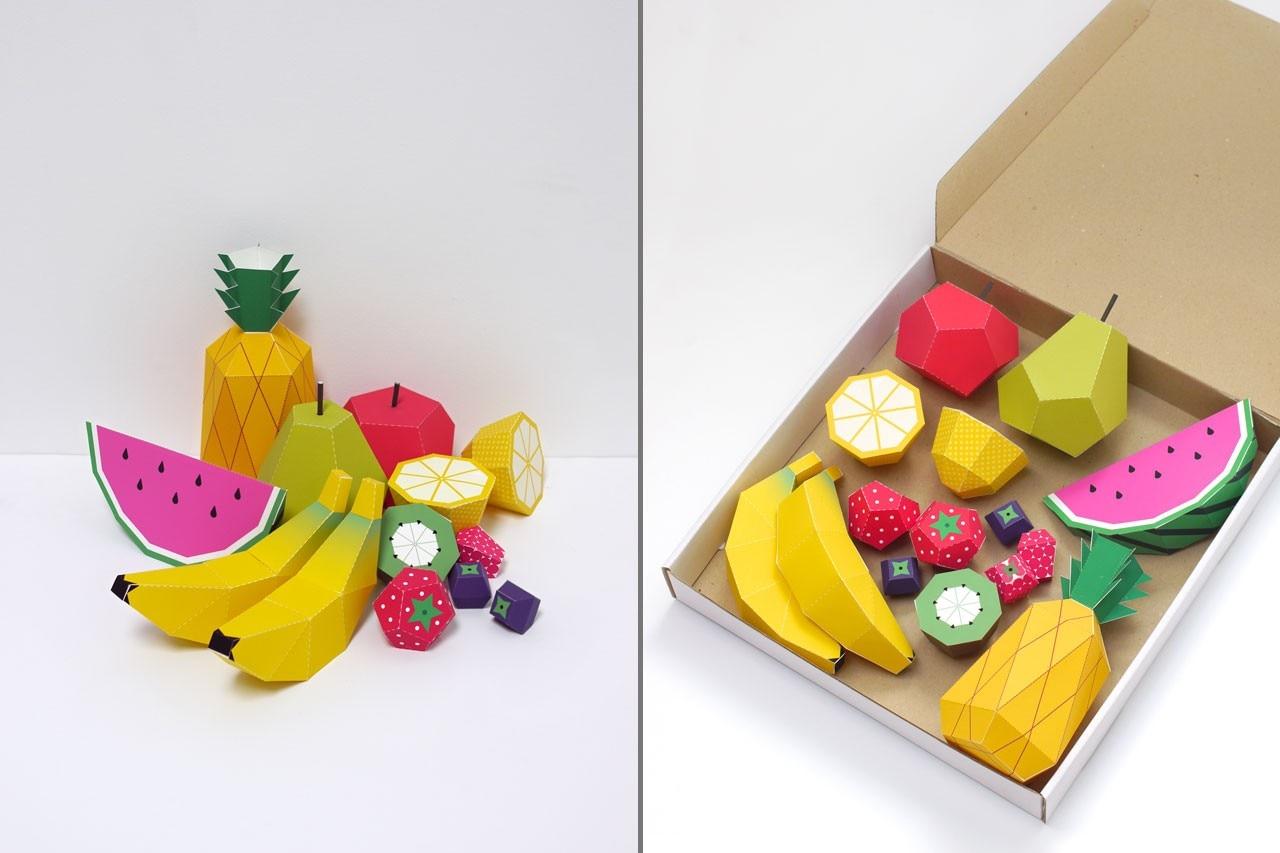 Fruit Templates | Play Fruit Templates Domus