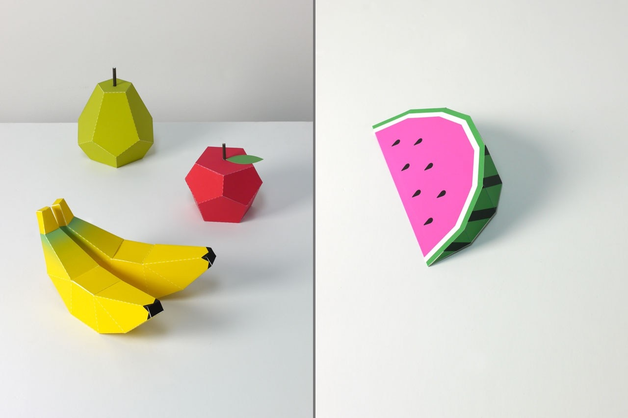 Play Fruit Templates Domus