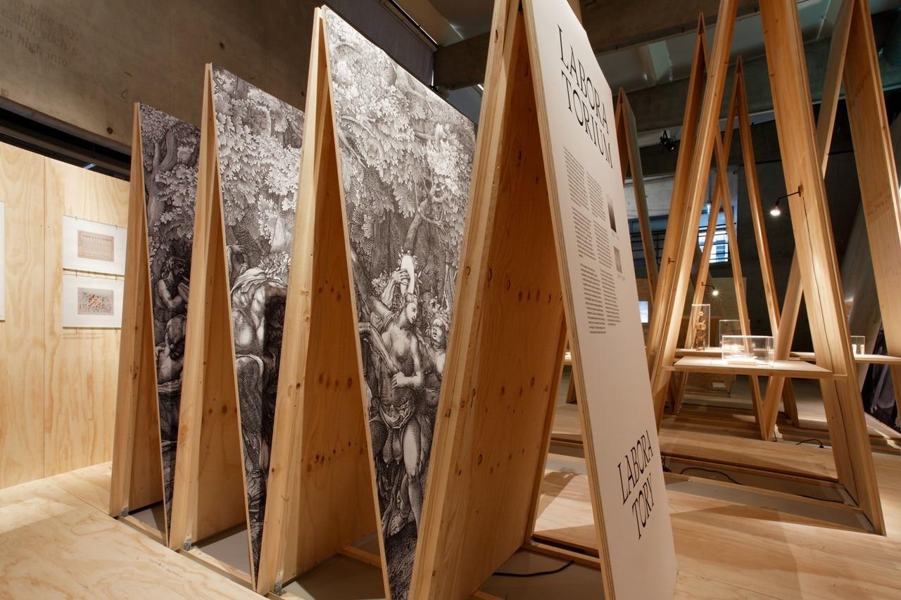 het nieuwe instituut  wood