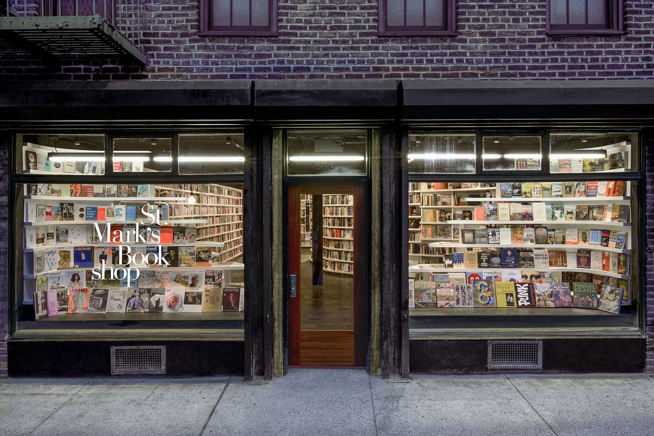 St mark s bookshop domus - Domus decor dubai ...
