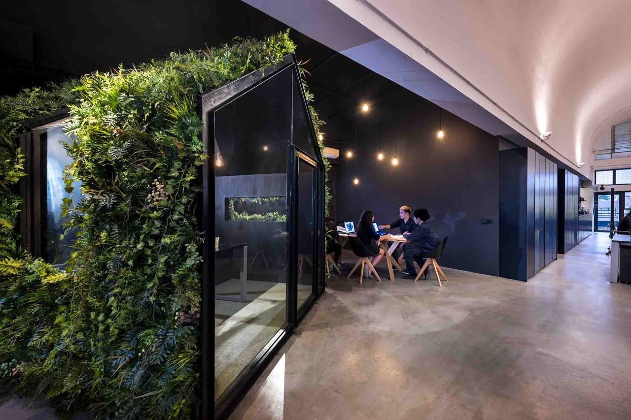 Park + Associates, Anti-Office, Singapore