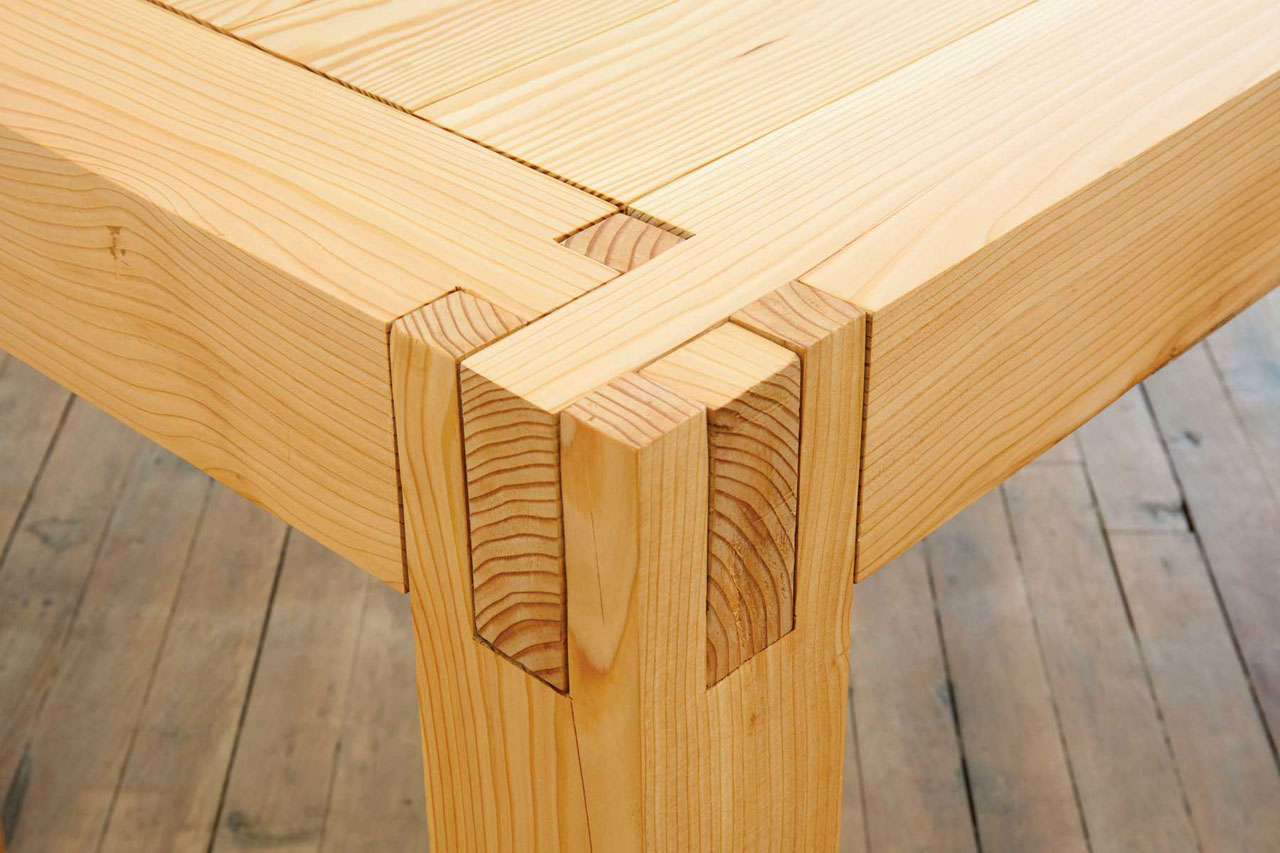 Wooden tables - picmia.