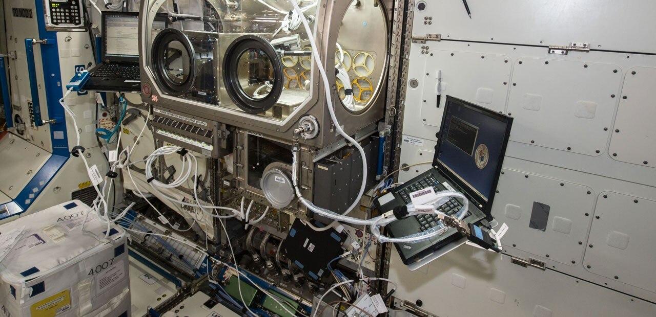 3D Printing in Zero-Gravity - Domus