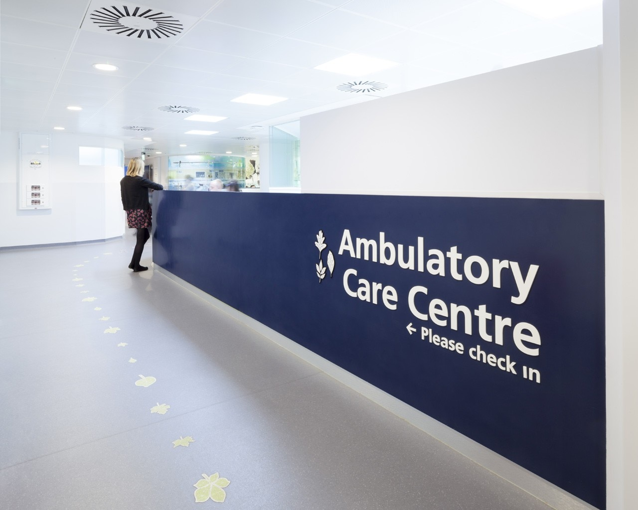 Levitt Bernstein & Studio TILT, Ambulatory Care Centre at the Whittington Hospital