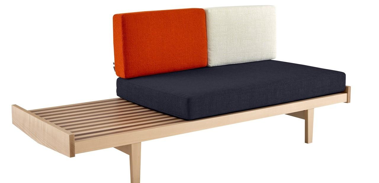 Pierre paulin daybed domus - Ligne roset meuble tv ...