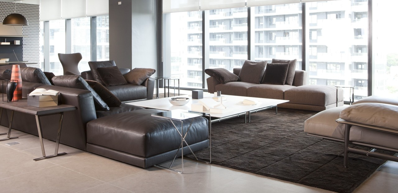b b italia in manila domus. Black Bedroom Furniture Sets. Home Design Ideas