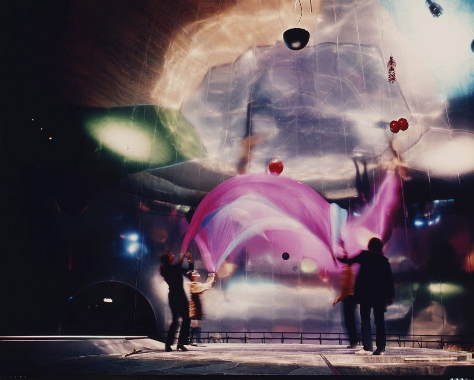 E.A.T. – Experiments in Art and Technology, Pepsi Pavilion, 1970