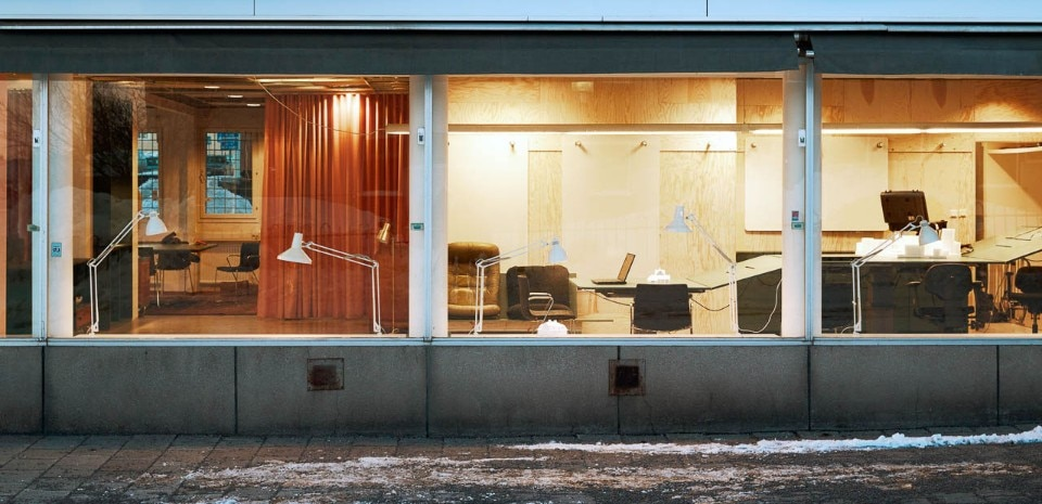 White Arkitekter, An Architecture Office, Kiruna, Sweden