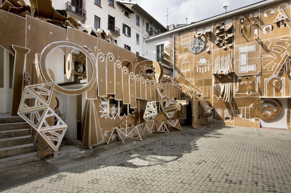 Daniel González, Pop Up Building Milan