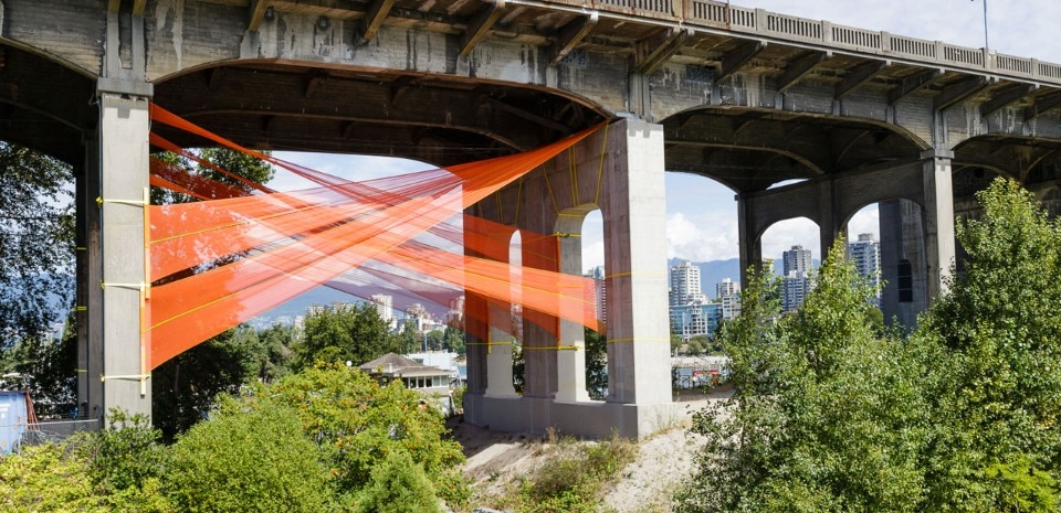 Rebecca Bayer and Matthew Soules, <i>City Fabric</i>, Vancouver, Canada